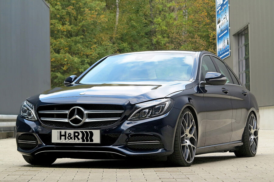 H r suspension for mb w205 for R h mercedes benz