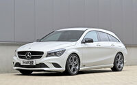 HR Mercedes CLA Shooting Brake