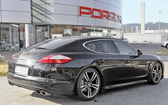 Händlertest, Porsche