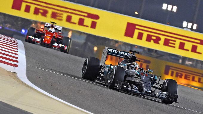 Ende der Mercedes-Dominanz