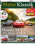 Hefttitel 10/2014 Motor Klassik