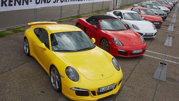 High Performance Days 2013, Sportwagenausstellung