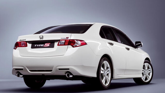 Honda Accord TypeS 2.4 Sondermodell