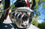 Honda CBX 1000, Motor