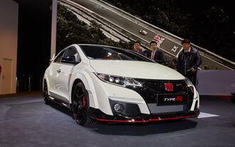 Honda Civic Type-R Genf