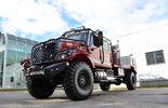 Howe Howe Bulldog 4x4 Fire Truck Feuerwehrfahrzeug