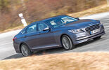 Hyundai Genesis 3.8 HTRAC, Seitenansicht