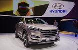 Hyundai Tucson in Genf