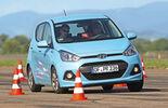 Hyundai i10 Blue 1.0 Trend, Frontansicht