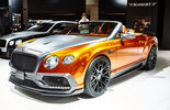 IAA 2015, Mansory Bentley GTC