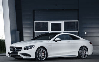IMSA Mercedes S63 AMG 4Matic