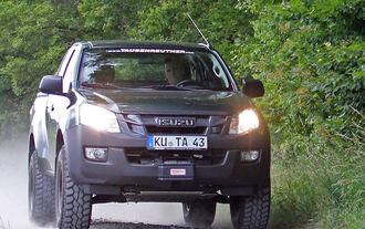 Isuzu D-Max Pickup 2013 Taubenreuther-Tuning