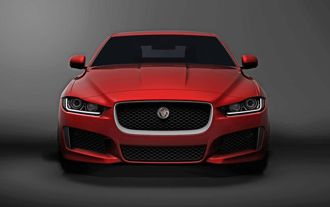 jaguar xe erstes promovideo auto motor und sport. Black Bedroom Furniture Sets. Home Design Ideas