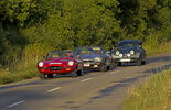 Jaguar XK 120 Fixed Head Coupé (FHC, 1951), Jaguar E-Type 4.2 Serie 2 (1969), Jaguar XJS 5.3 V12 Convertible (1992)