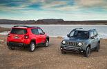 Jeep Renegade 2.0 Multijet, Modellvarianten