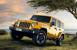 Jeep Wrangler X Sondermodell