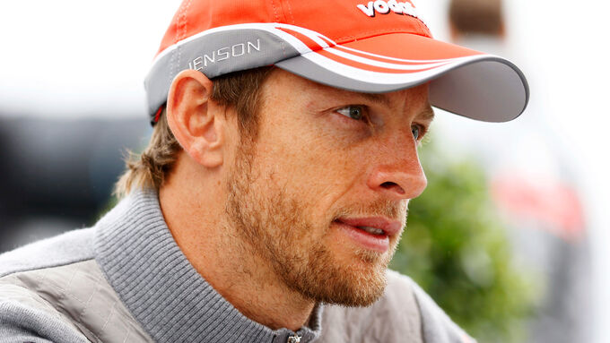 Jenson Button GP Kanada 2013
