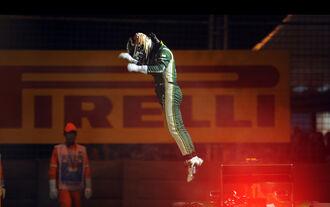 Fotos GP Singapur (Rennen)