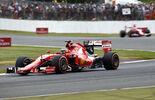 Kimi Räikkönen - Ferrari - GP England - 2015