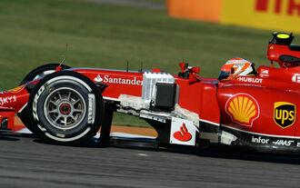 Fotos GP USA 2014 (Freitag)