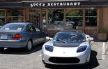 Kleinserien-Hersteller Tesla, Buck's Restaurant