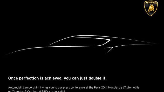 Lamborghini Paris 2014