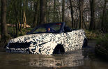 Land Rover Range Rover Evoque Cabrio Erlkönig