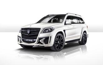 Larte Design Mercedes GL Black Crystal White - Tuning - SUV