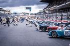 Le Mans Classic, Rennszene, Impression