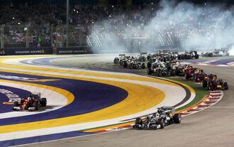 GP Singapur 2014 (Rennen)