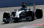 Lewis Hamilton - Mercedes - Formel 1 - GP Russland - 10. Oktober 2014