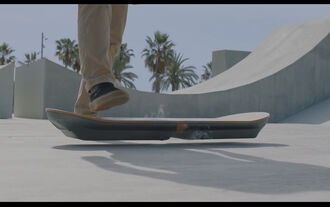 Lexus Hoverboard, Schwebeboard, Back to the Future