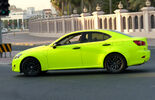 Lexus IS 250 - Carspotting Bahrain 2014