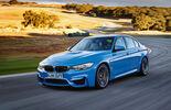 Limousine, BMW M3