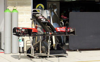 Lotus - Formel 1 - GP USA - 29. Oktober 2014