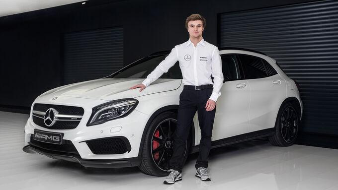 Mercedes-DTM Piloten