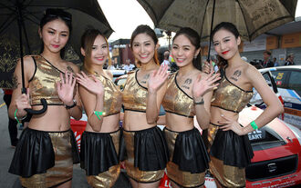 Macao Girls 2015