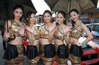 Macao Grid Girls