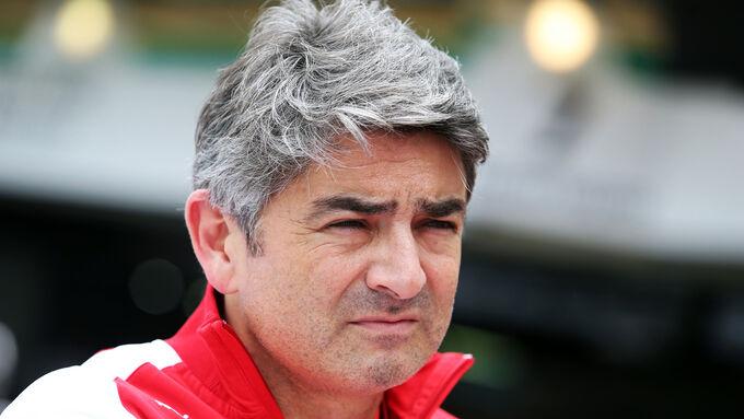 Ferrari vor einer Revolution
