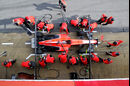 Marussia - Formel 1 - Test - Barcelona - 3. Mrz 2013