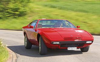 Die 20 heißesten Maserati