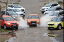 Mastertest, VW Tiguan, Audi Q3, BMW X1
