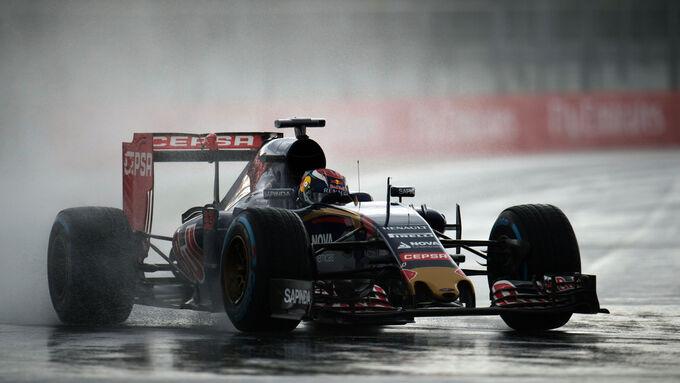 Toro Rosso mit wenig Abtrieb