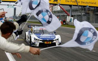 Maxime Martin - BMW - DTM - Nürburgring - 1. Rennen - Samstag - 26.9.2015