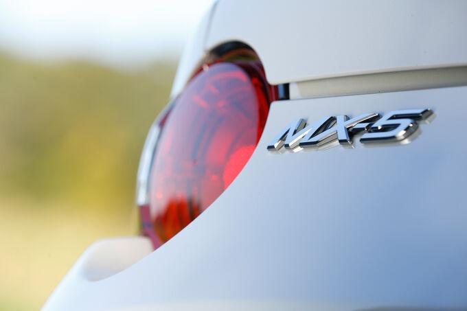 Mazda MX-5 Skyactiv-G 160, Typenbezeichnung