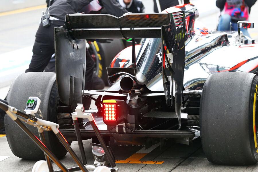 McLaren-Formel-1-GP-Australien-Melbourne