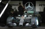 Mercedes AMG W06 - Shakedown Silverstone - 2015