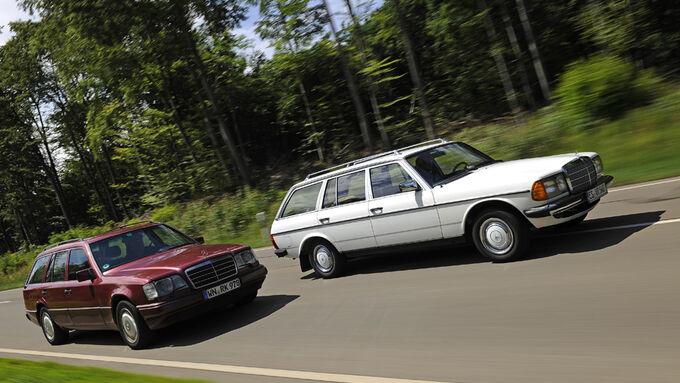 Mercedes-Benz 240 TD, Mercedes-Benz E 280 T