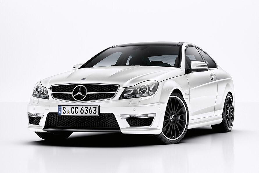 officieel mercedes benz c klasse coup c63 amg. Black Bedroom Furniture Sets. Home Design Ideas