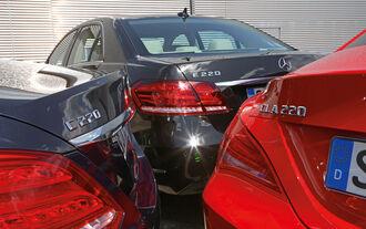 Mercedes CLA 220 CDI, Mercedes C 220 Bluetec, Mercedes E 220 Bluetec